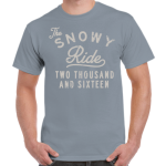 Case Study – Snowy Ride 2016 Garage Print